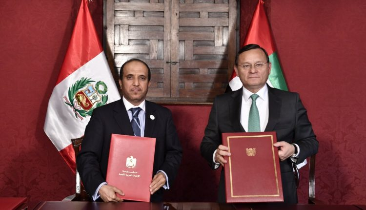 For UAE people travelling to Peru, visa-free access
