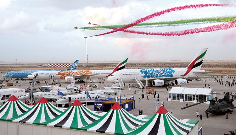 Dubai Airshow is going to be on November 2021