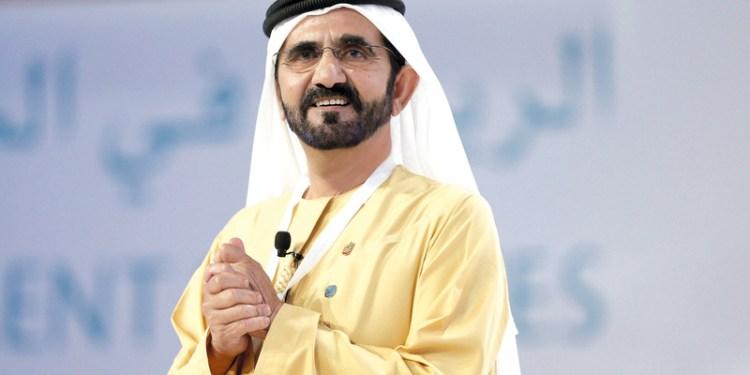 Sheikh Mohammed releases an official TikTok account