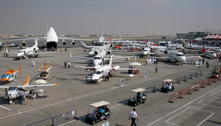 In 2021, the Dubai Airshow will be a milestone event
