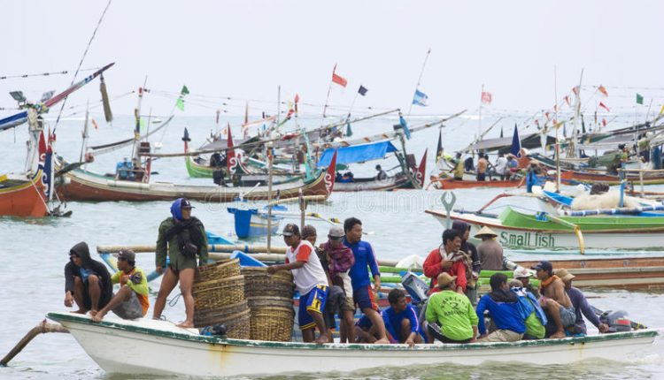 '20by2020' strengthens the lives of Indonesian fishermen and their families